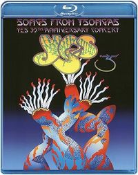 Cover Yes - Songs From Tsongas - Yes 35th Anniversary Concert [DVD]
